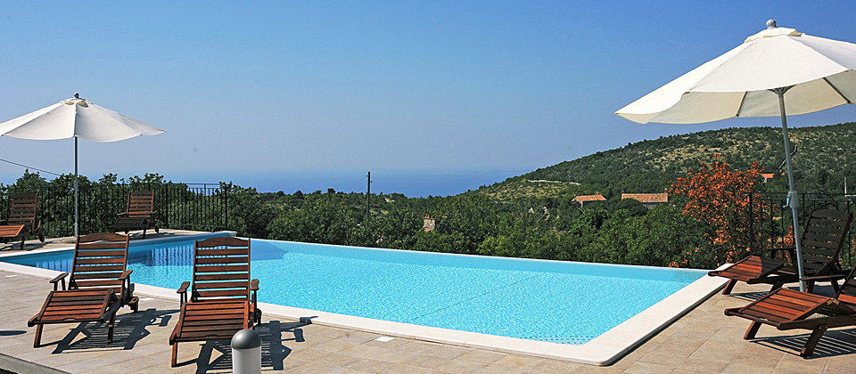 Luxury Accommodation in Croatia, Holiday Villas in Croatia. Villa Albina.