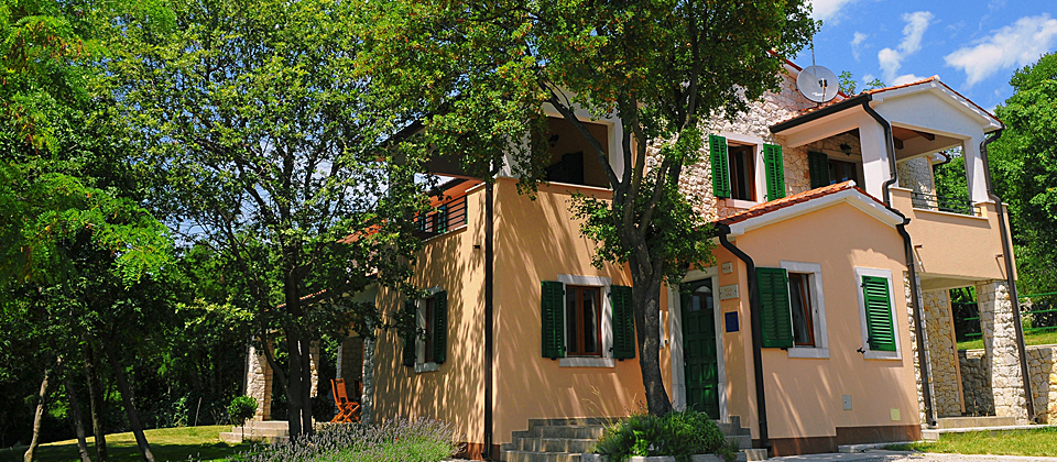Luxury Accommodation in Croatia, Holiday Villas in Croatia. Villa Ana.