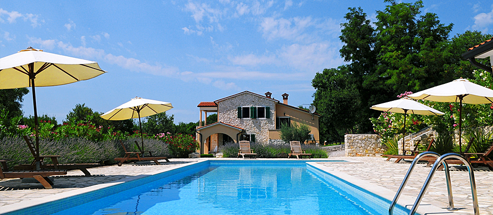 Luxury Accommodation in Croatia, Holiday Villas in Croatia. Villa Maggie.