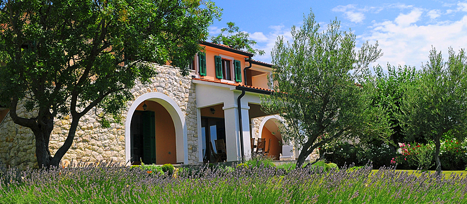 Luxury Accommodation in Croatia, Holiday Villas in Croatia. Villa Marina.