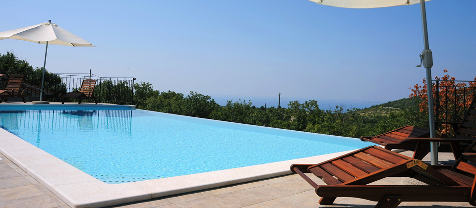 Villa Albina, Luxury Accommodation in Exclusive Holiday Villas in Croatia