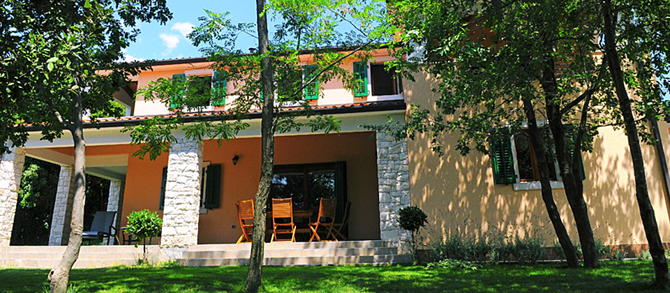 Villa Ana, Luxury Accommodation in Exclusive Holiday Villas in Croatia