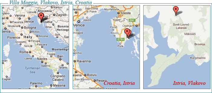 Villa Maggie, Holidays in Istria, Croatia, Rental by Owners