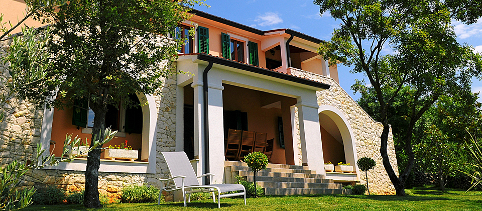 Luxury Accommodation in Croatia, Holiday Villas in Croatia. Villa Biljana.