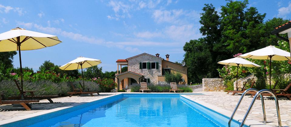 Villa Maggie, Luxury Accommodation in Exclusive Holiday Villas in Croatia