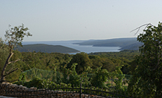 Our villas are right on the Istrian coast